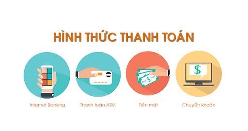 Phương thức thanh toán tại Hikvision Bắc Ninh