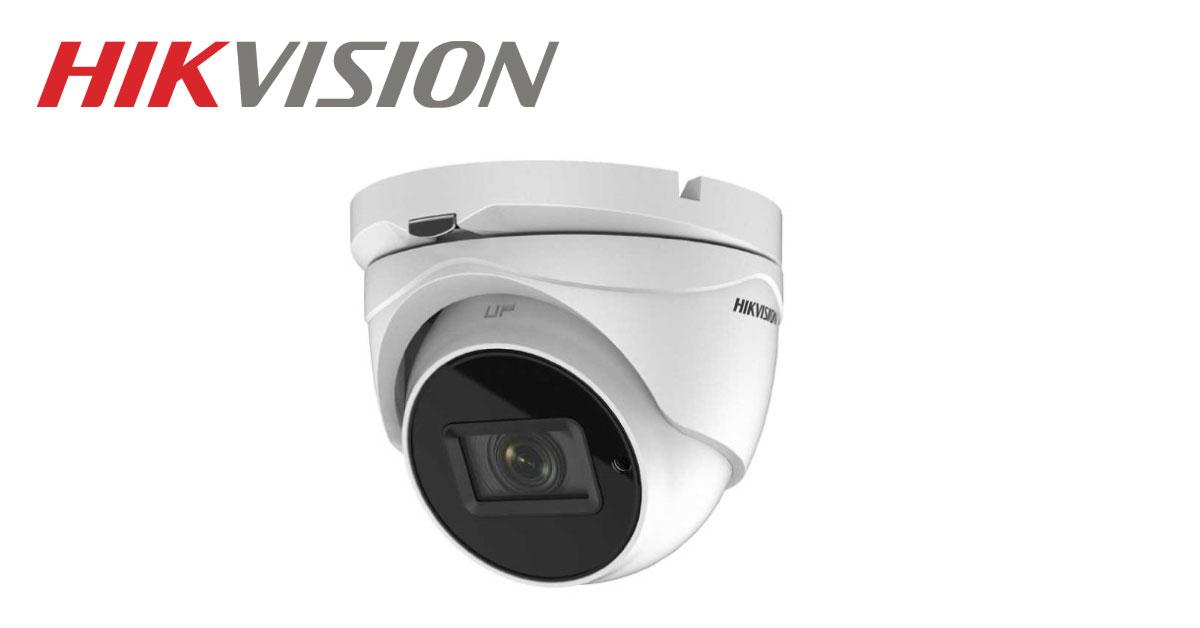 Camera Ghi Âm HD-TVI Hikvision DS-2CE76H0T-ITMFS 5MP
